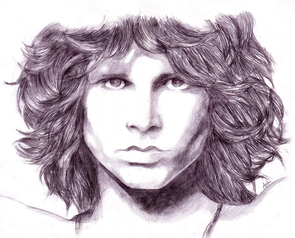 Fuente: Algo de Jim Morrison desde http://www.eufonicoradio.com